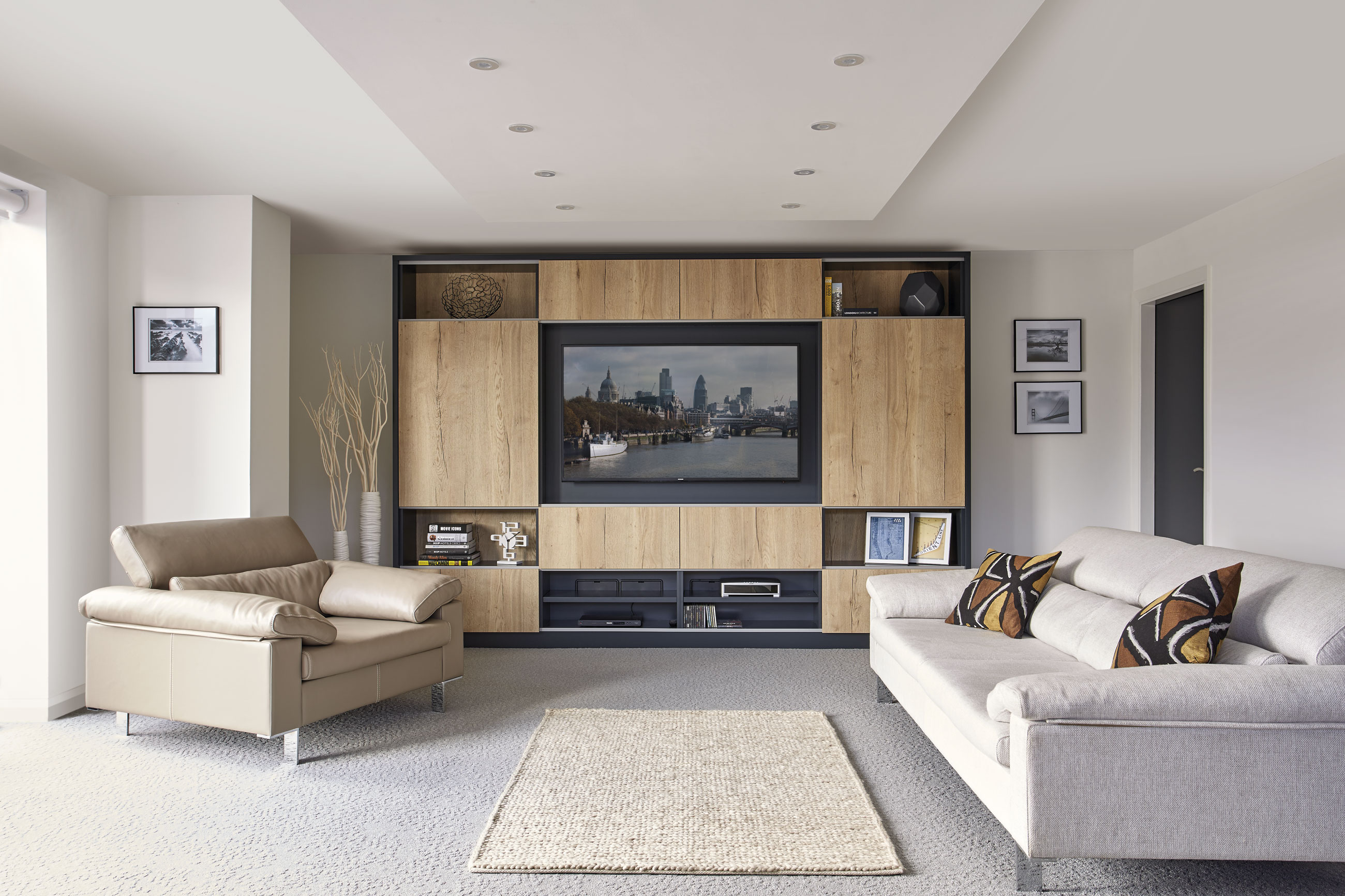 The Interior Environments We Create Here At Neville Johnson Boast  Flexibility And Functionality, Hiding Modern Day Technologies That Often  Dominate Our ...