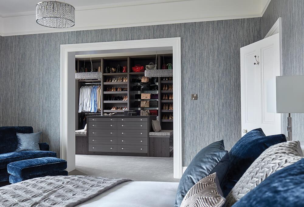 Bespoke Walk-in Dressing Room