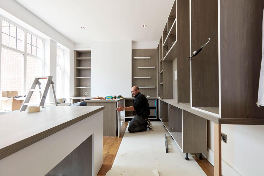 study bespoke furniture