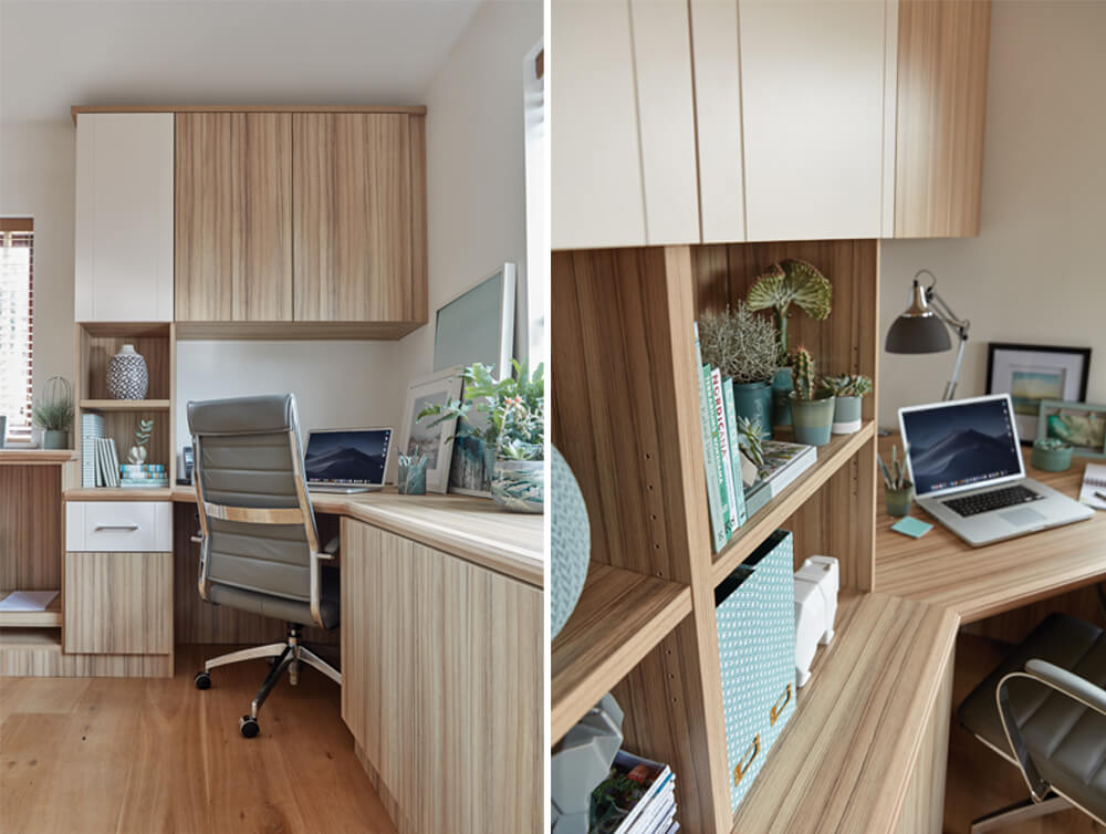 Fitted Home Office