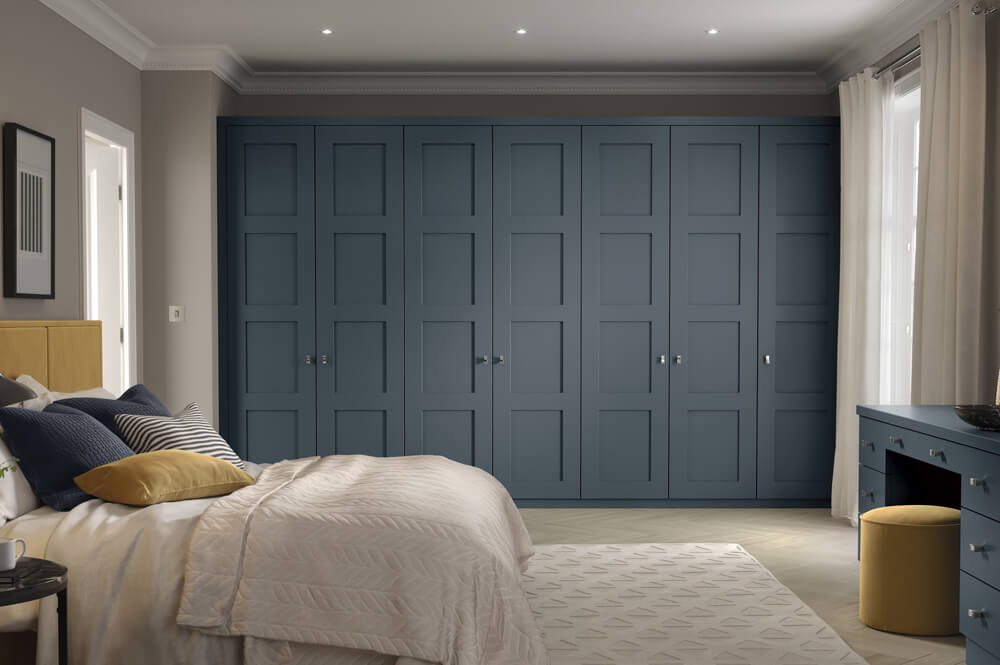Bue Fitted Wardrobes