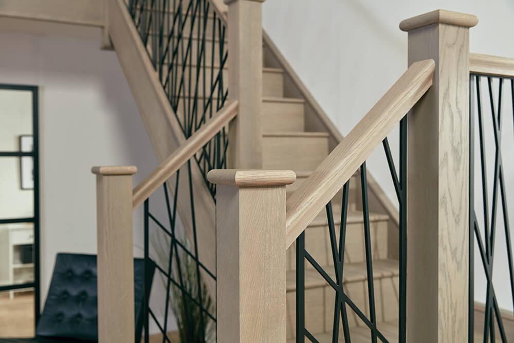 Black Opus Staircase Design