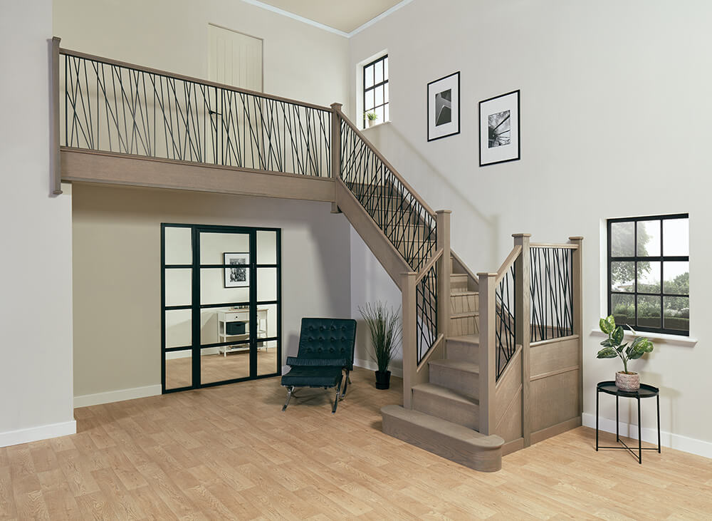 Steel Opus Staircase Design