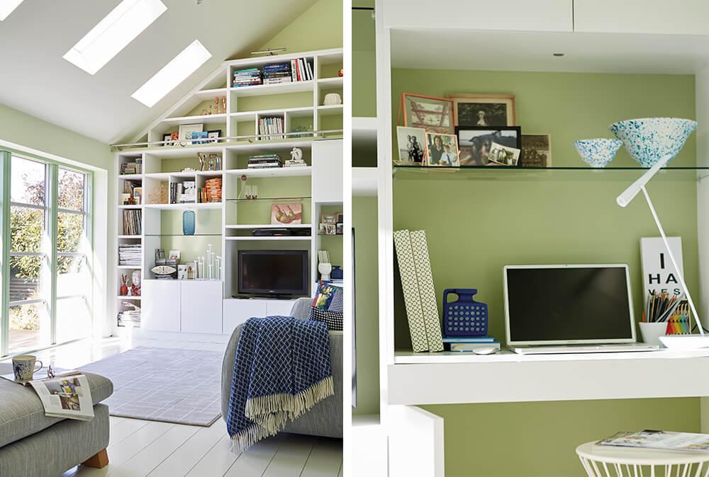 Bright Lounge Design