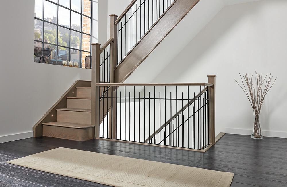 Neville Johnson steel staircase design