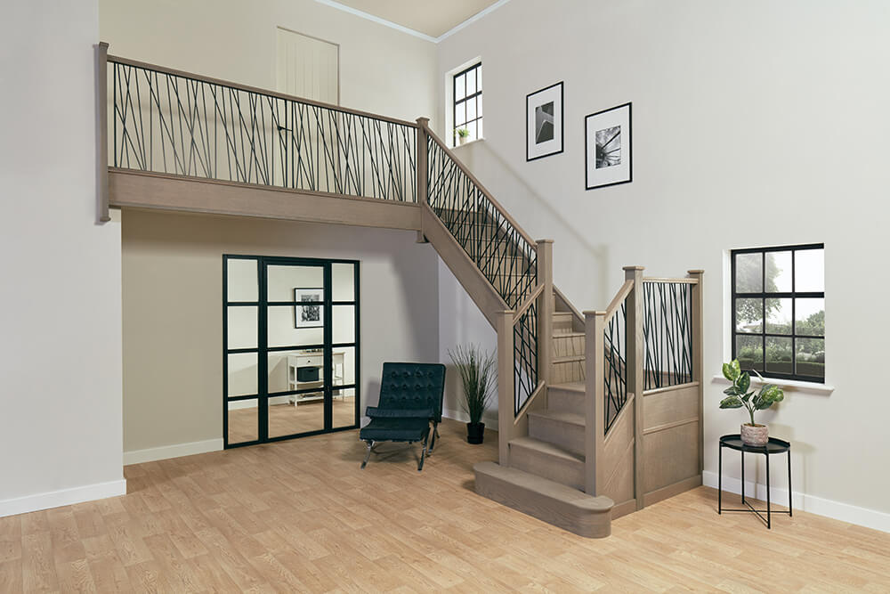 renovating staircases