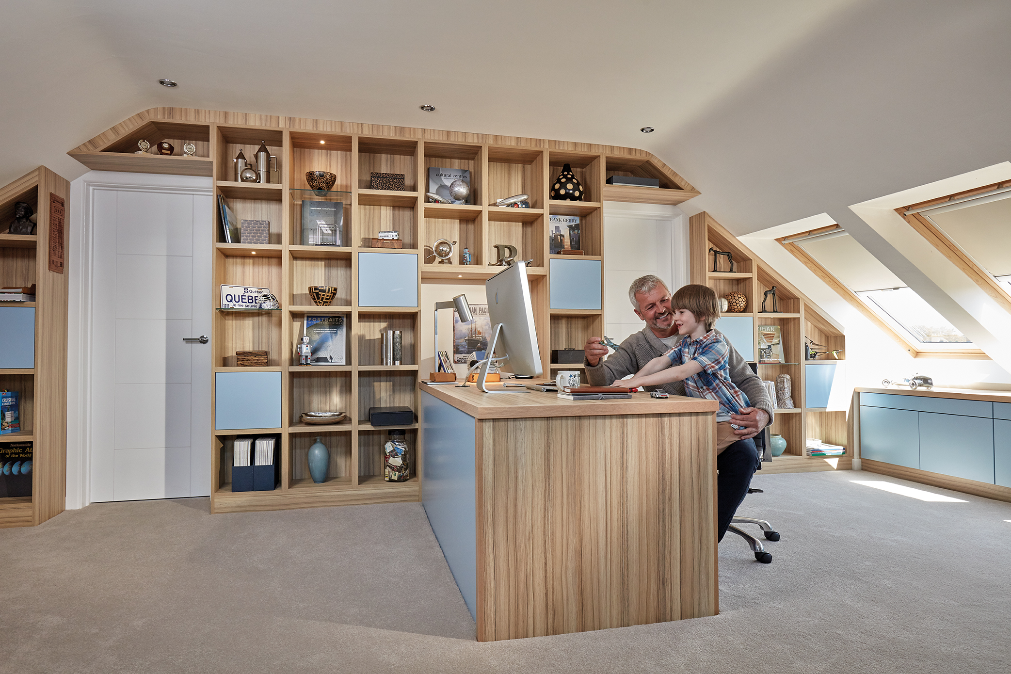 create a home office. With A Huge Range Of Bespoke Colour Options And Finishes Available, Designing Your Perfect Home Office Is An Ideal Way Injecting Little Personality Create