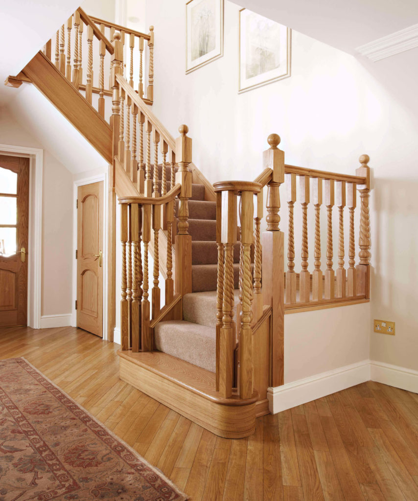 Old Stairs: Wooden Staircases