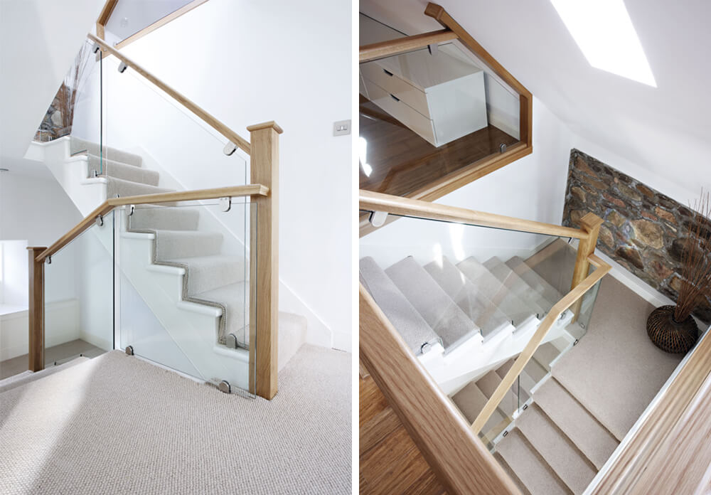 Glass Staircase Renovation