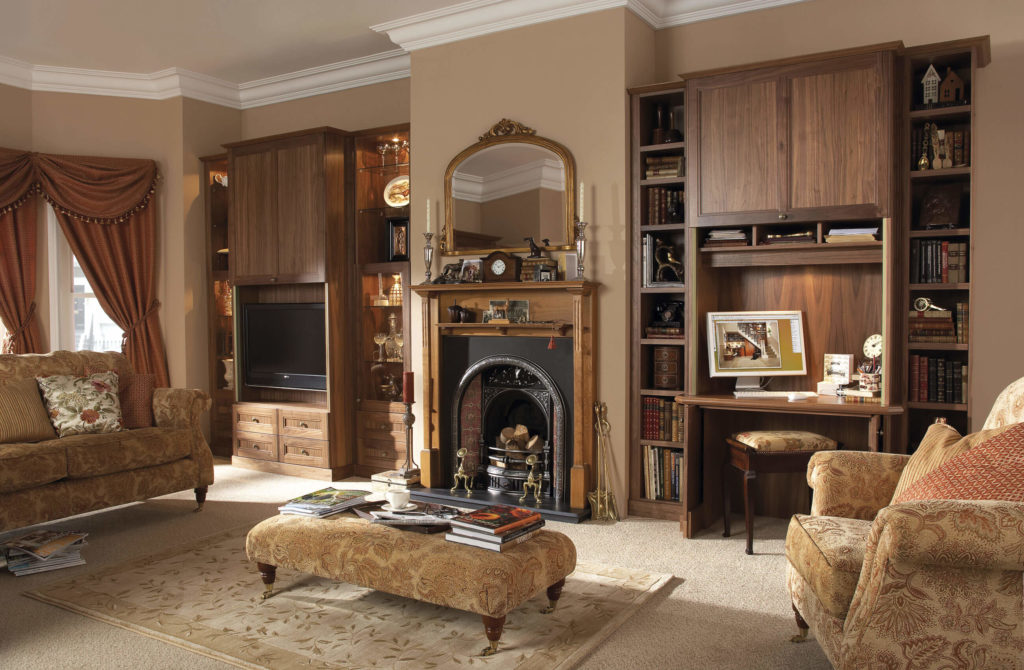 Classic Living Room - Tradition Lounge Furniture - Neville ...
