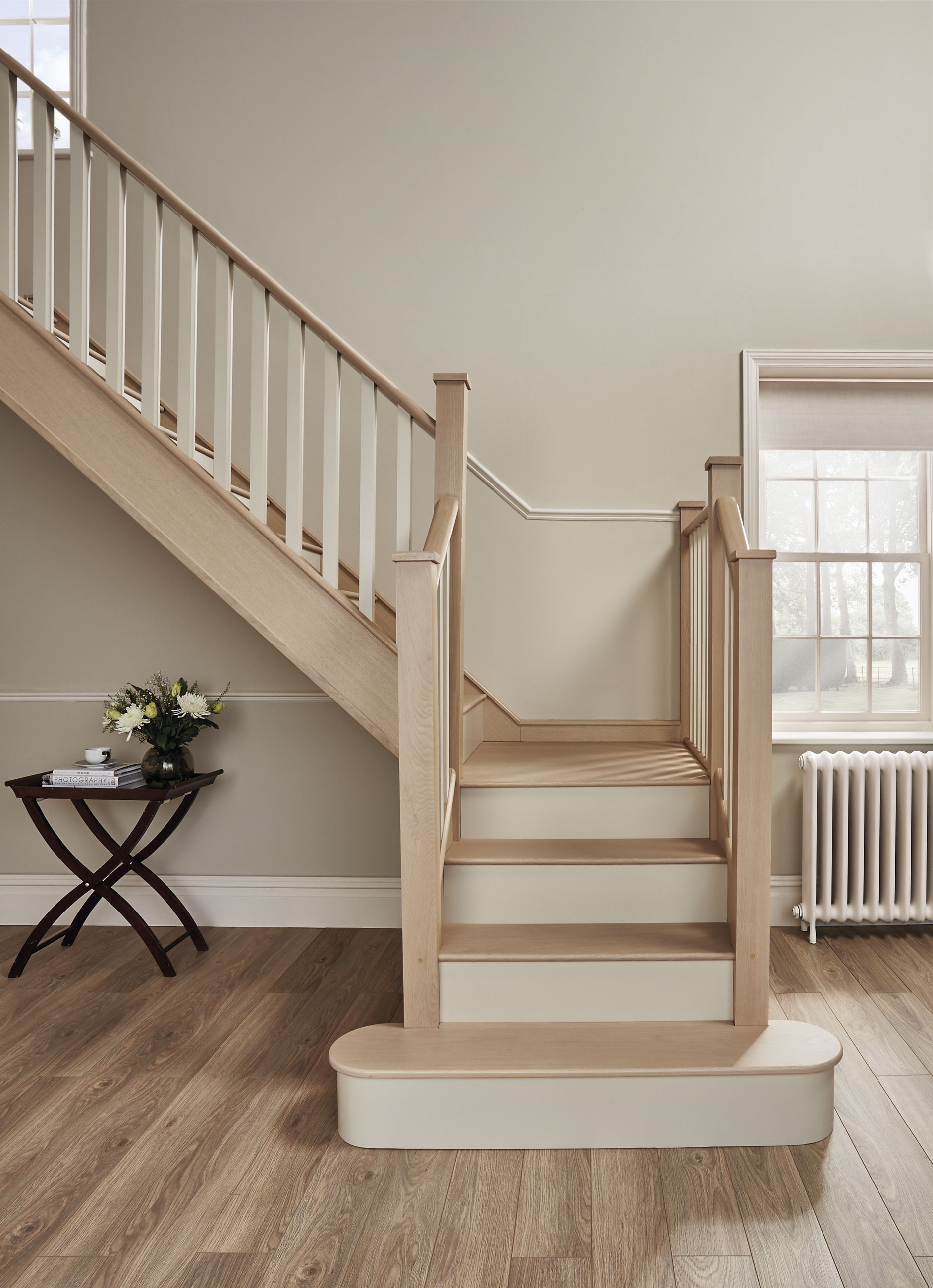 Best 25 Open Staircase Ideas On Pinterest: Cherwell Painted Staircase