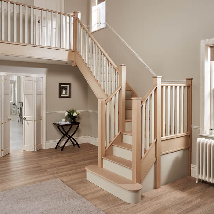 Painted Staircases Can Be An Elegant Addition To Any Home, Regardless Of  The Shape Or Style Of Your Existing Staircase.