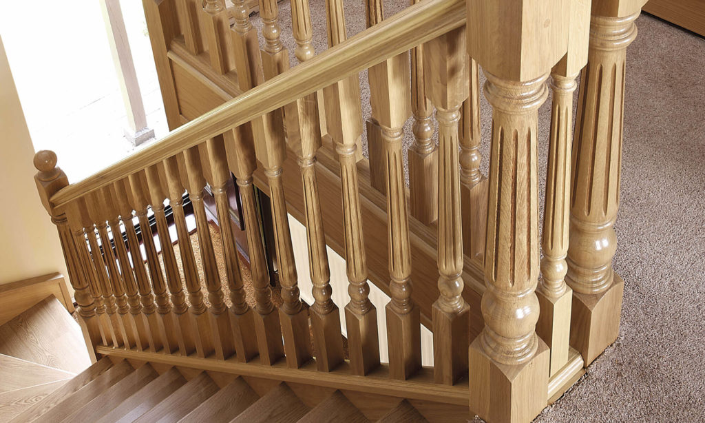 Special Feature Ellesmere Newels And Spindles