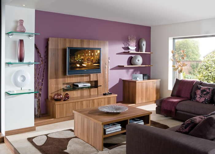 fitted entertainment unit