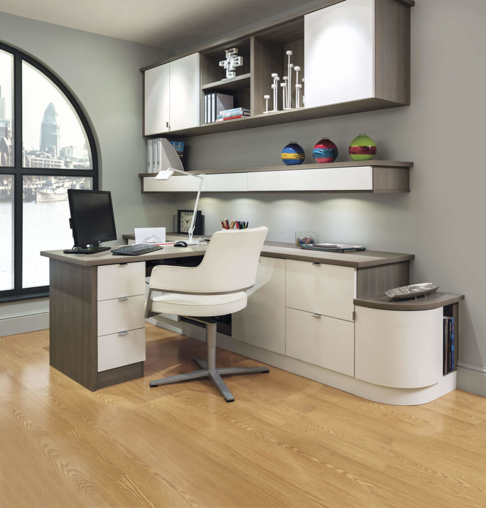 home office study furniture. The Grey Avola Home Office Provides A Stylish, Modern Workspace That Can Be Designed To Meet Your Individual Requirements. Study Furniture I