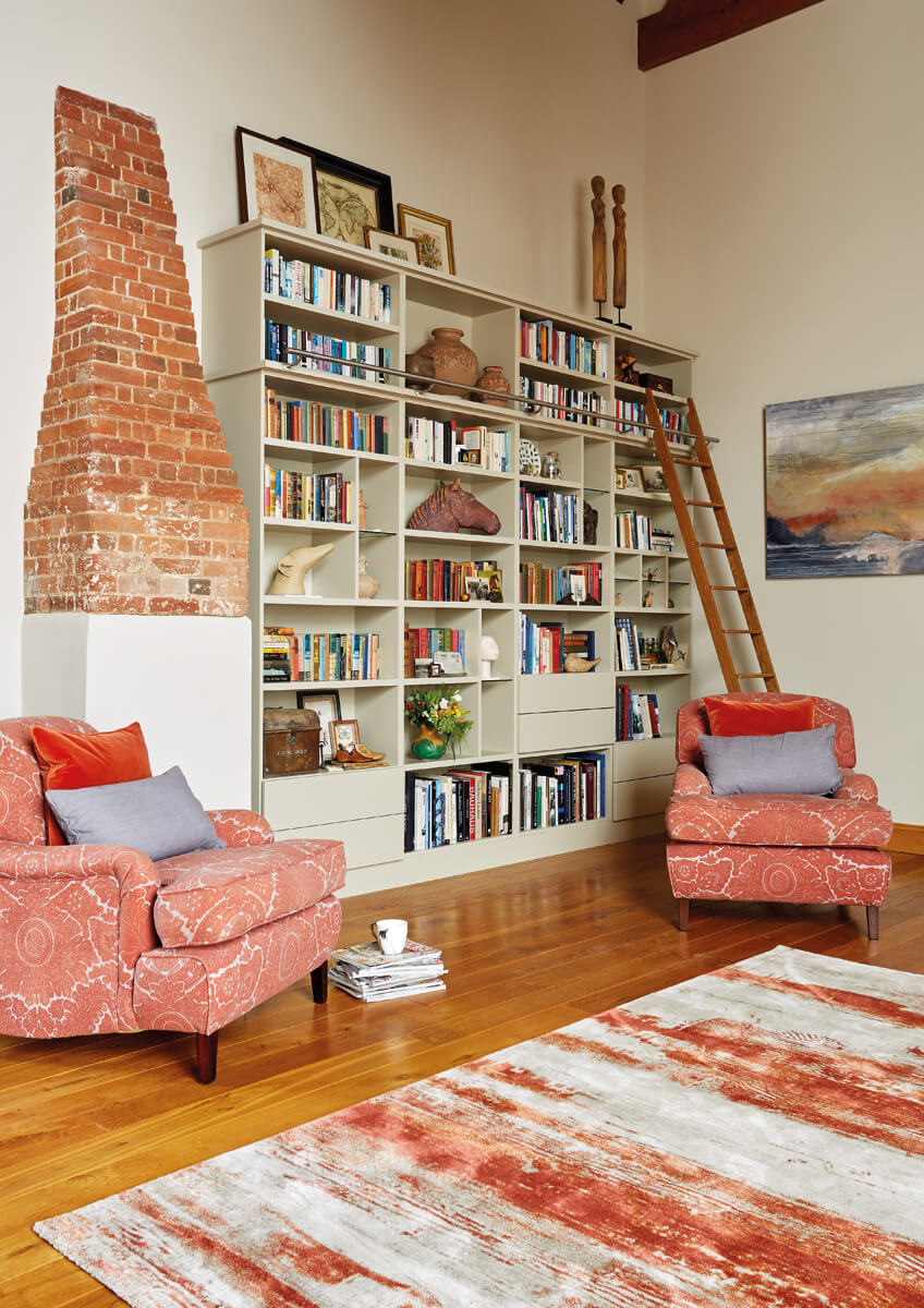Country Barn Style Lounge Country Living Room Ideas Neville Johnson