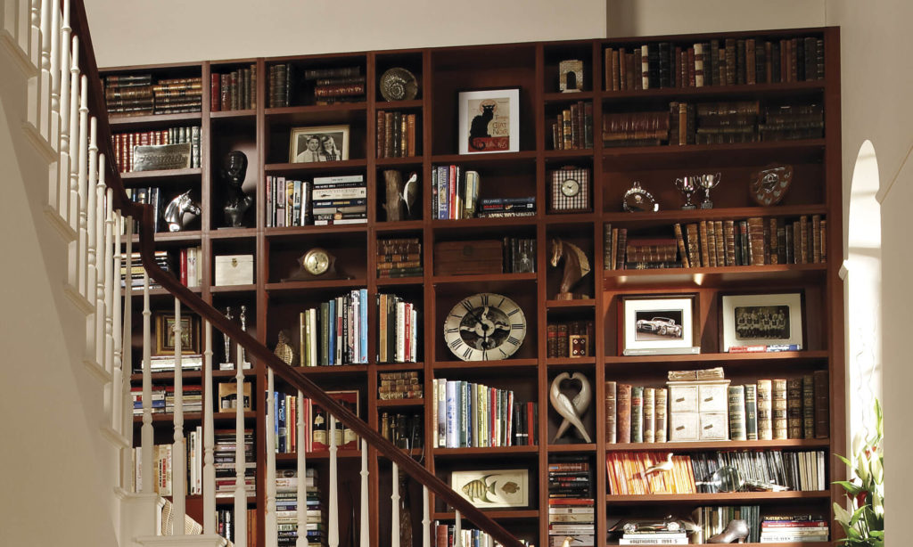 fitted library neville johnson
