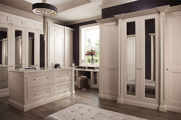 Bedroom Furniture Fitted fitted wardrobes - fitted bedroom furniture - neville johnson