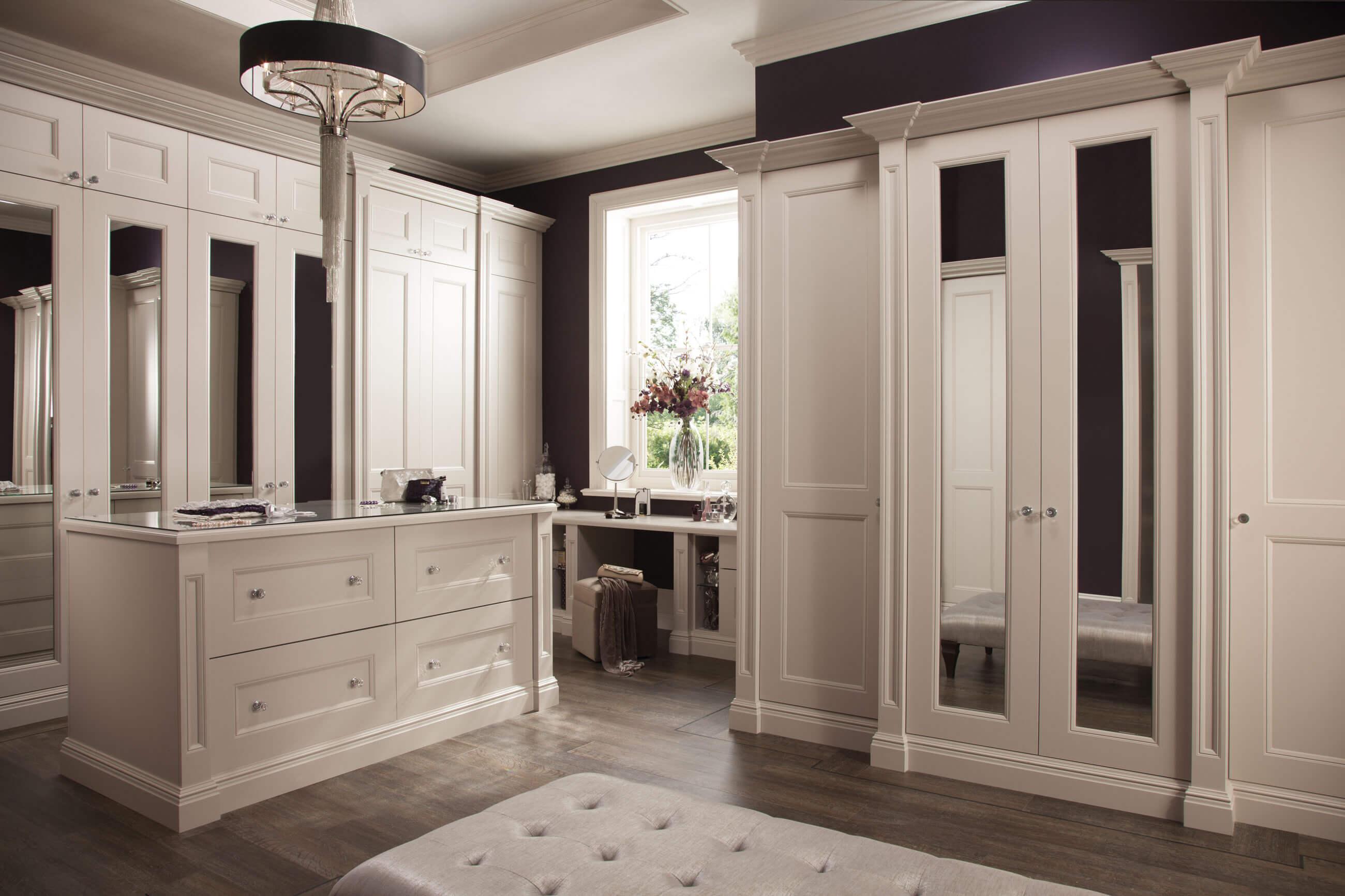 White Dressing Room Neville Johnson