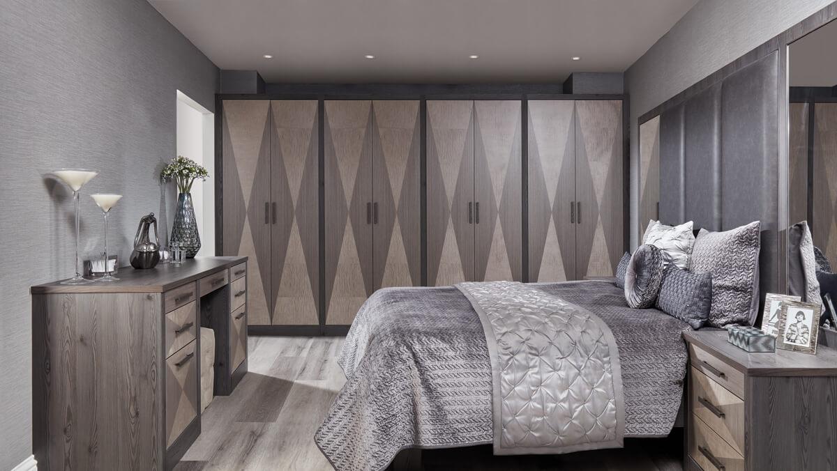 Luxury Bedroom Furniture UK  Neville Johnson