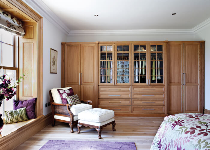 luxury oak bedroom furniture