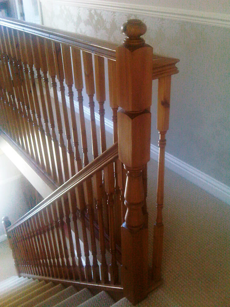 Before And After Staircase Ideas Neville Johnson