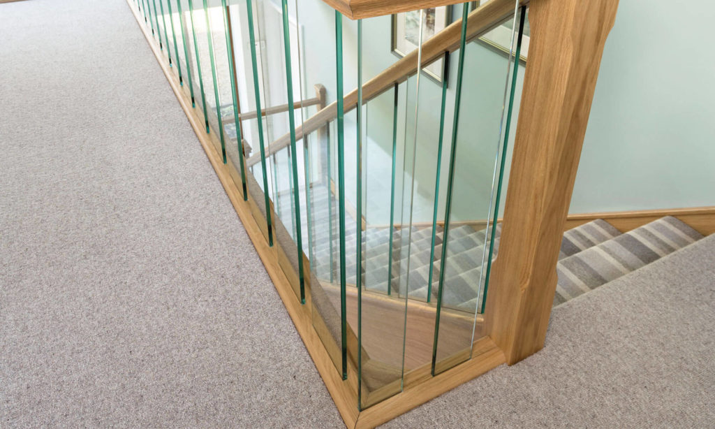 Special Feature Glass Spindles