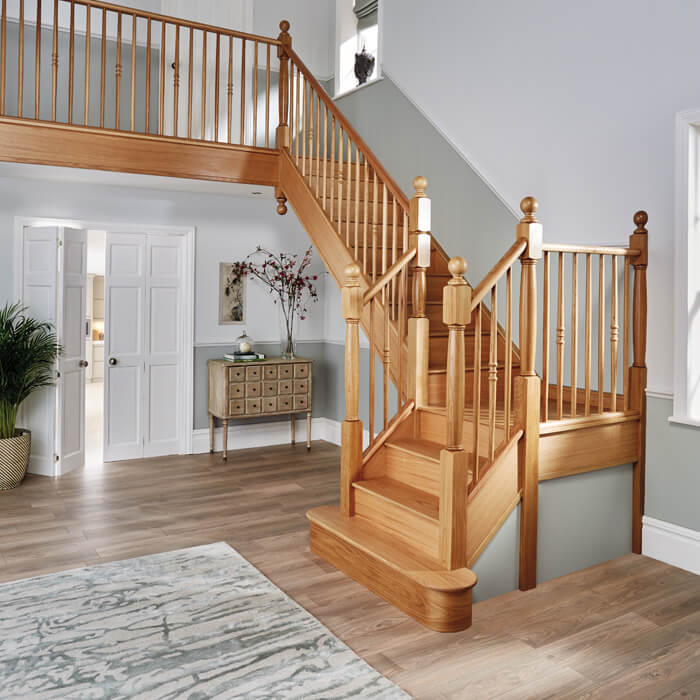 Timber Staircase UK