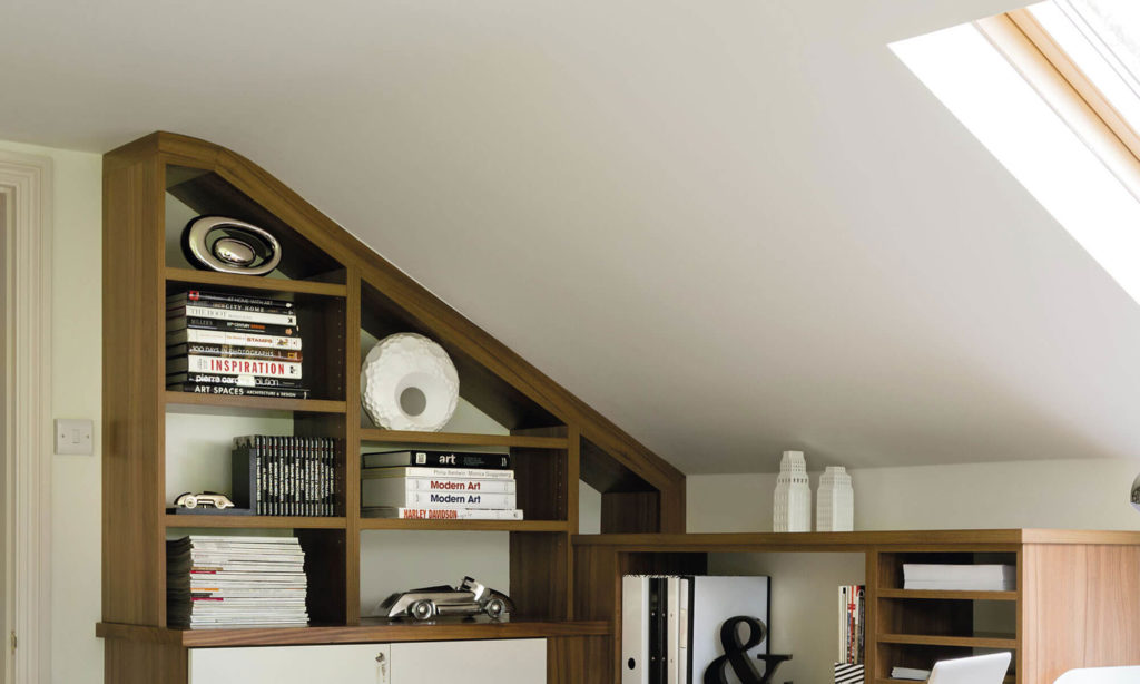 loft office furniture. special feature fitted to vaulted ceiling loft office furniture