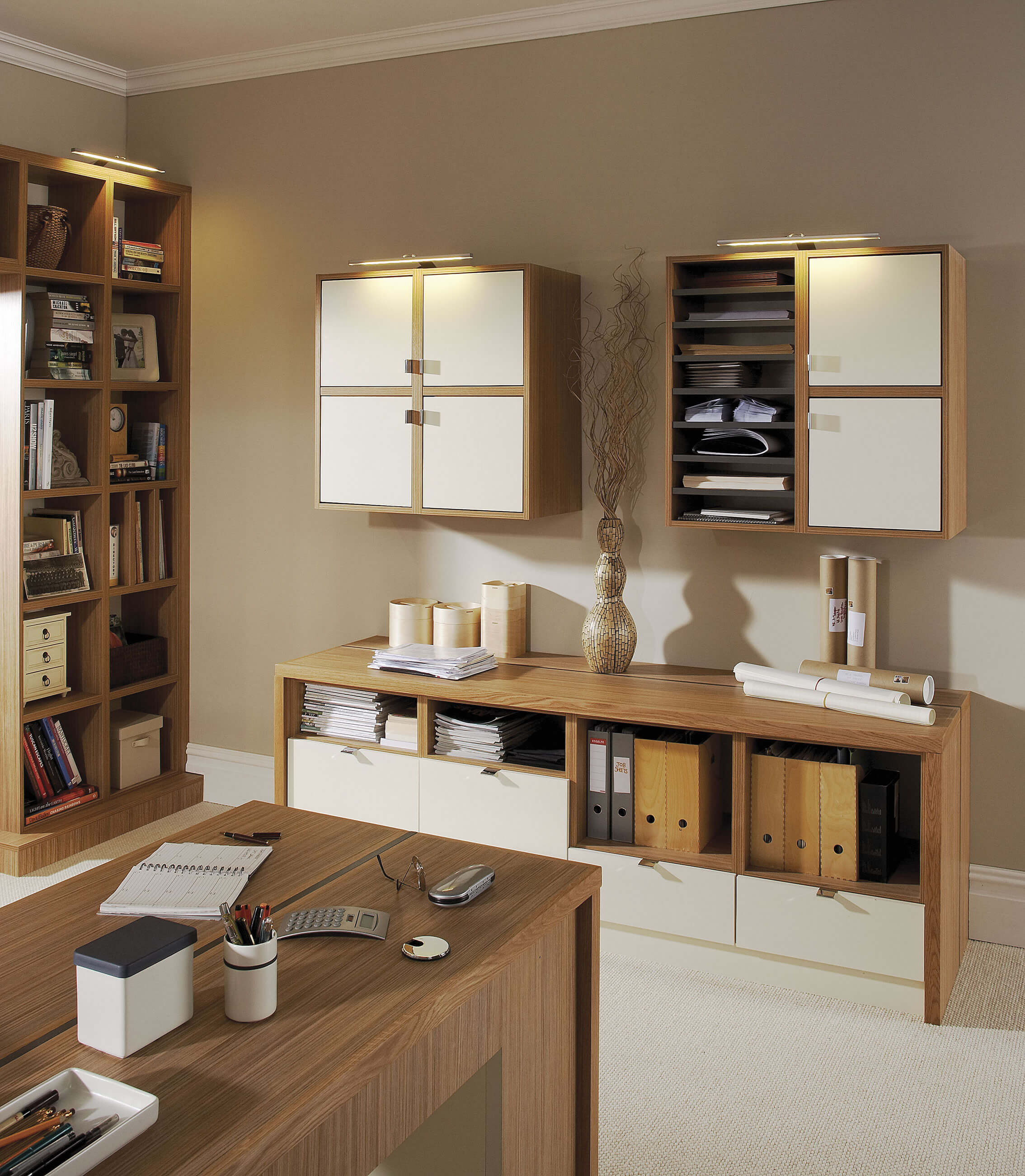 Handmade bespoke kitchens and furniture from Touchwood UK