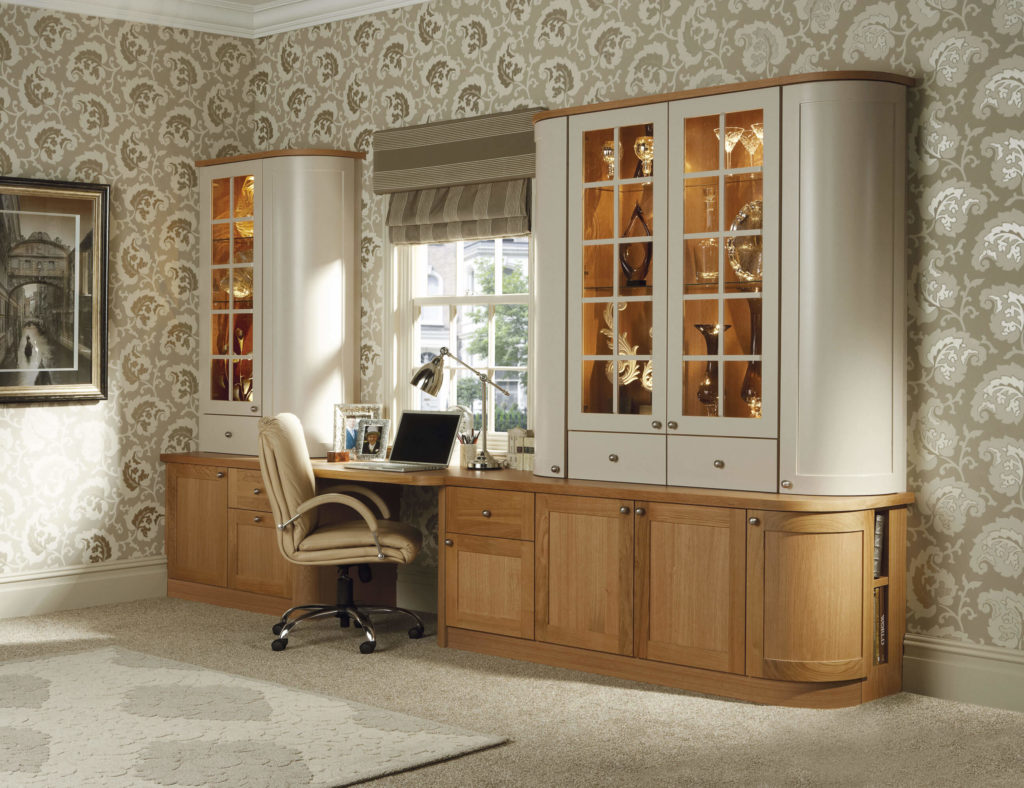 classic home office furniture. this handcrafted shaker office furniture is a fine example of why working from can be so appealing classic home