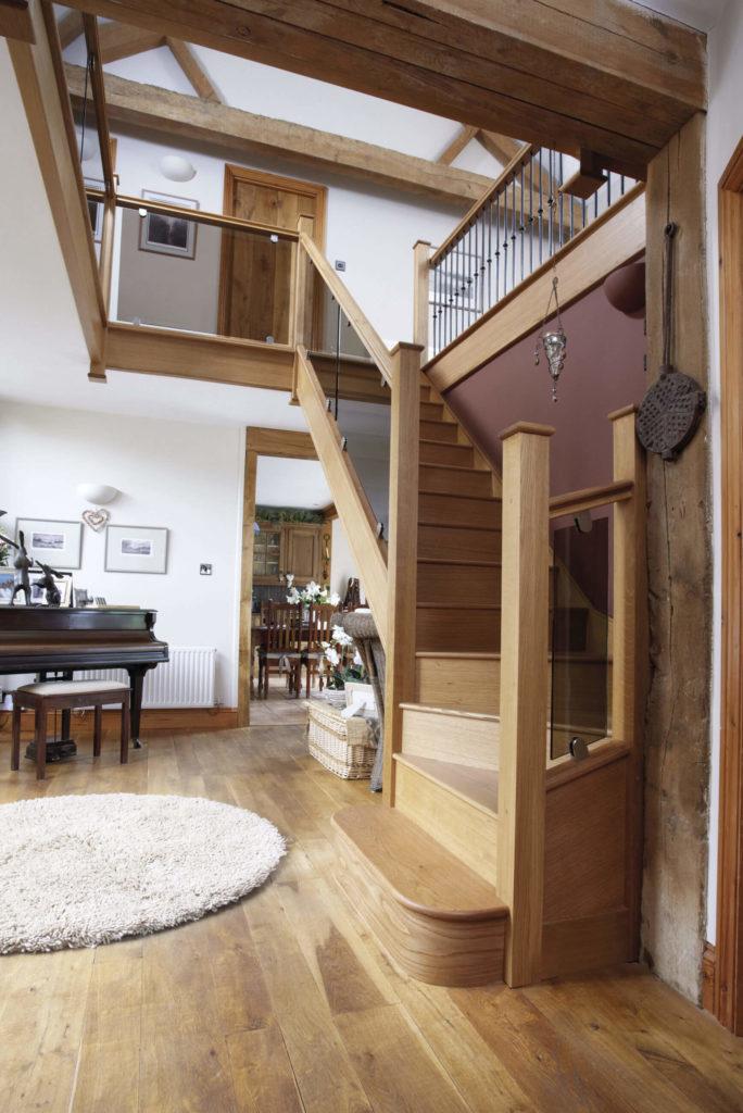 Staircase renovations bespoke staircases neville johnson - Neville johnson ...